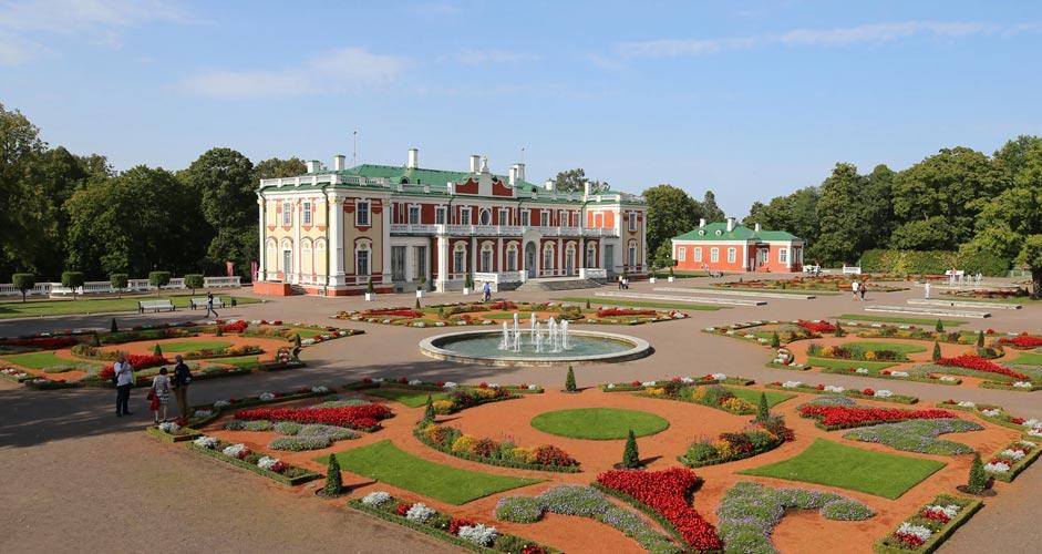 Kadriorgin puisto, Tallinna