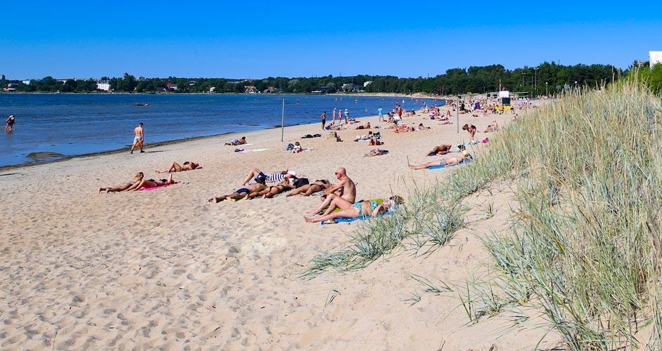 Stroomin ranta - Tallinna