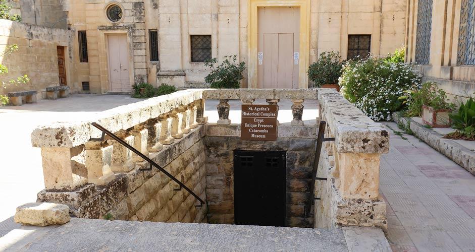 Agathan katakombit
