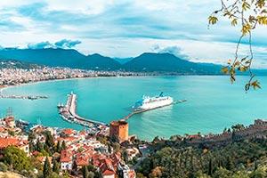 Alanya - Turkki