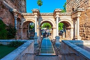 Antalya - Turkki