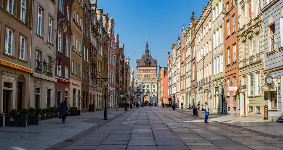 Dluga, Gdansk