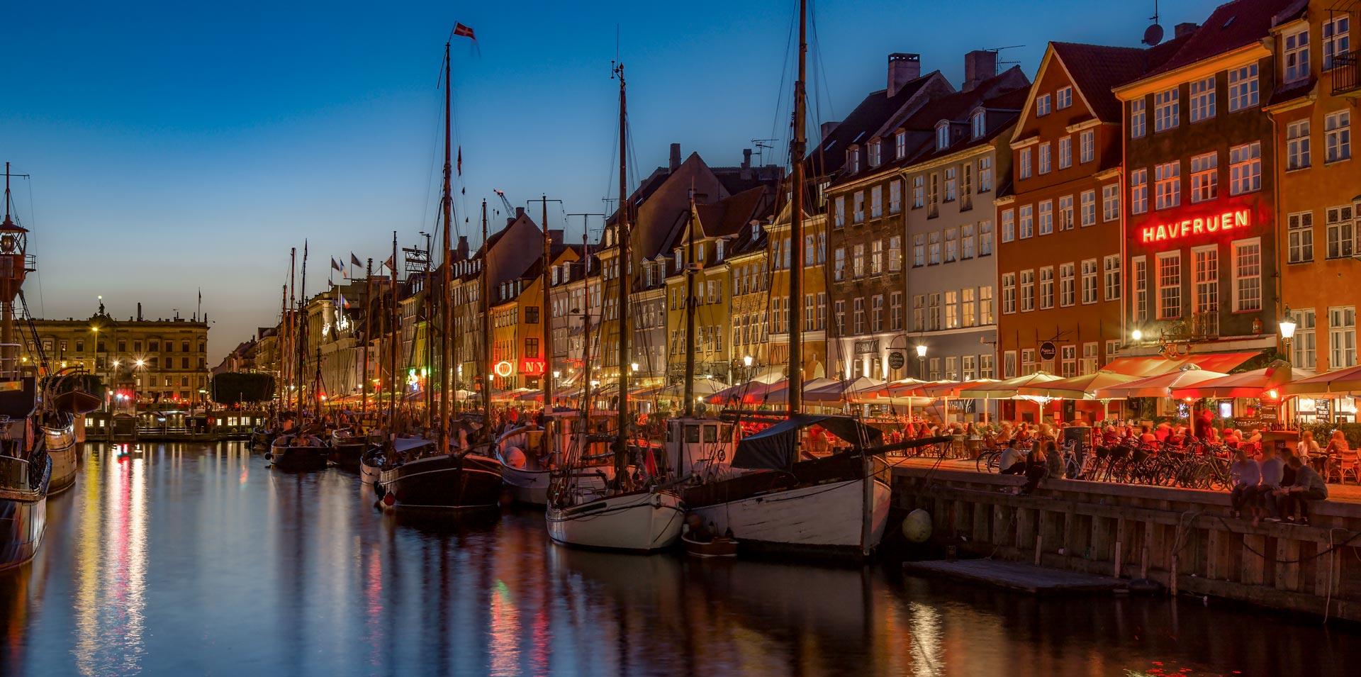 Kööpenhamina - Lomakohteet Eurooppa