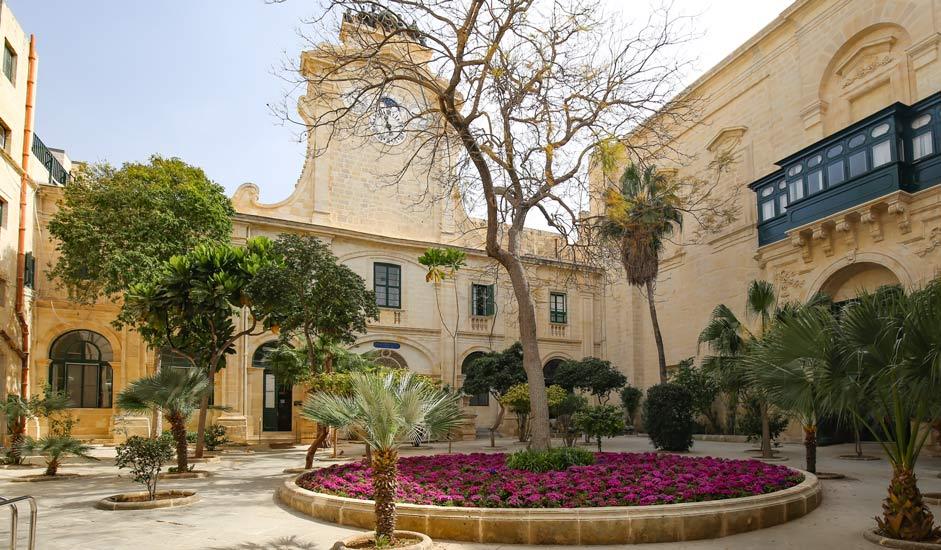 Suurmestarin palatsi, Valletta