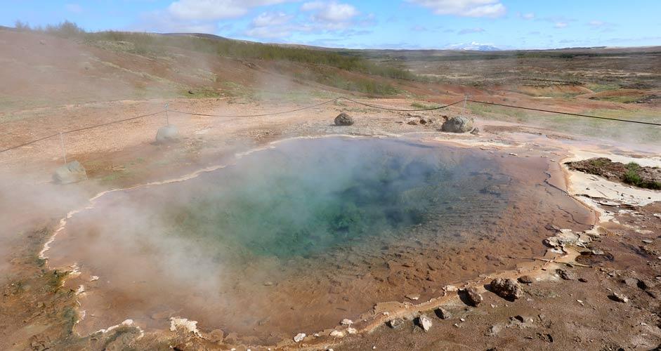 Kultainen kierros Islanti