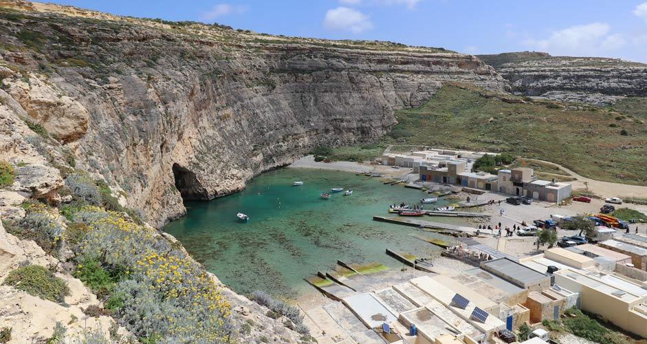 Merijärvi, San Lawrenz, Gozo
