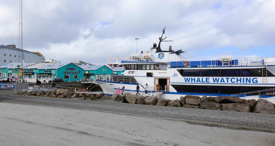 Vanha satama, Reykjavik