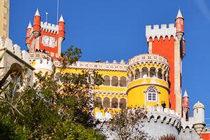 Sintra - Portugali