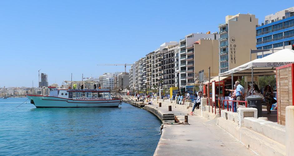 Risteilyalus Sliema Malta