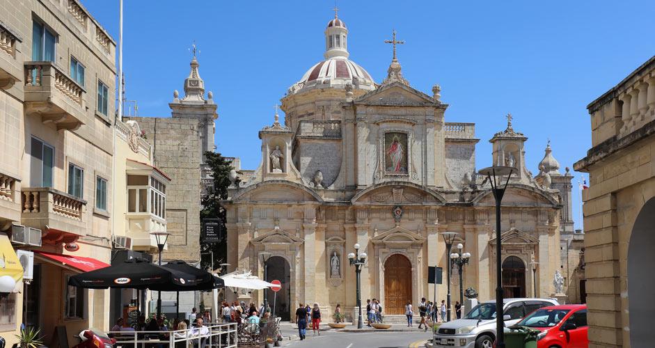 St Paul's Church Rabat
