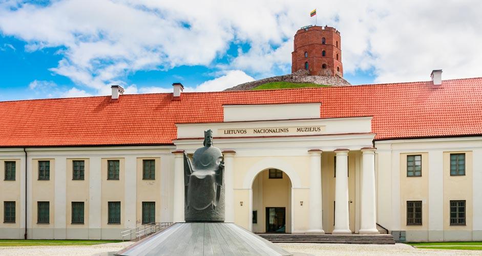 Liettuan kansallismuseo, Vilna