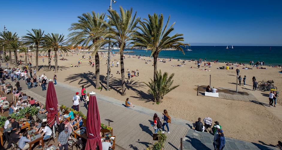 Ranta Barcelona - Parhaat valokuvauspaikat