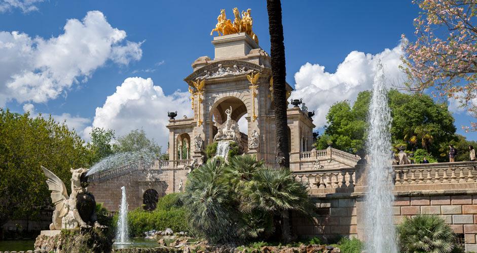 Cascada Monumental, Parc de la Ciutadella