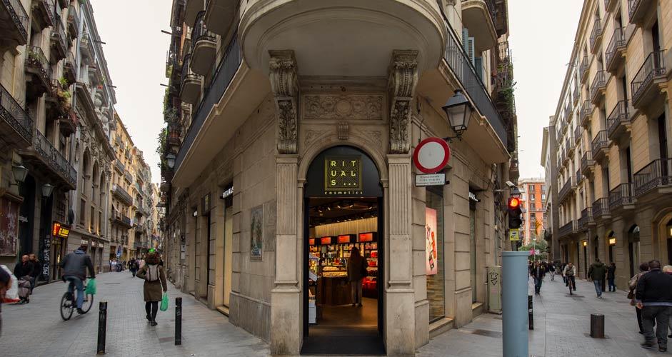 Barri Gotic - Parhaat valokuvauspaikat Barcelona