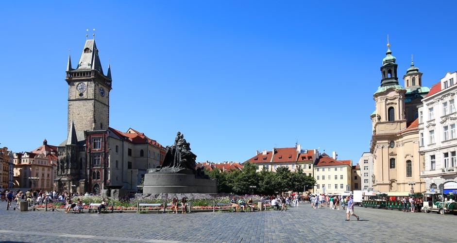 Vanhankaupunginaukio, Praha