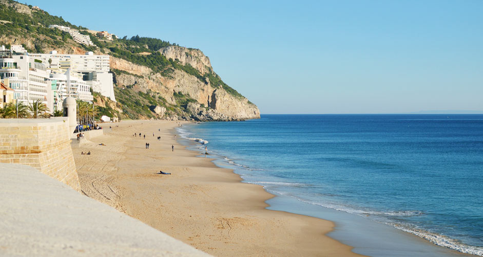 Praia de Sesimbra