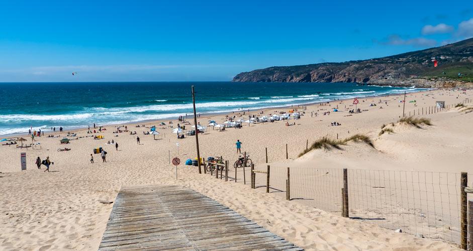 Cascais ranta - Praia do Guincho