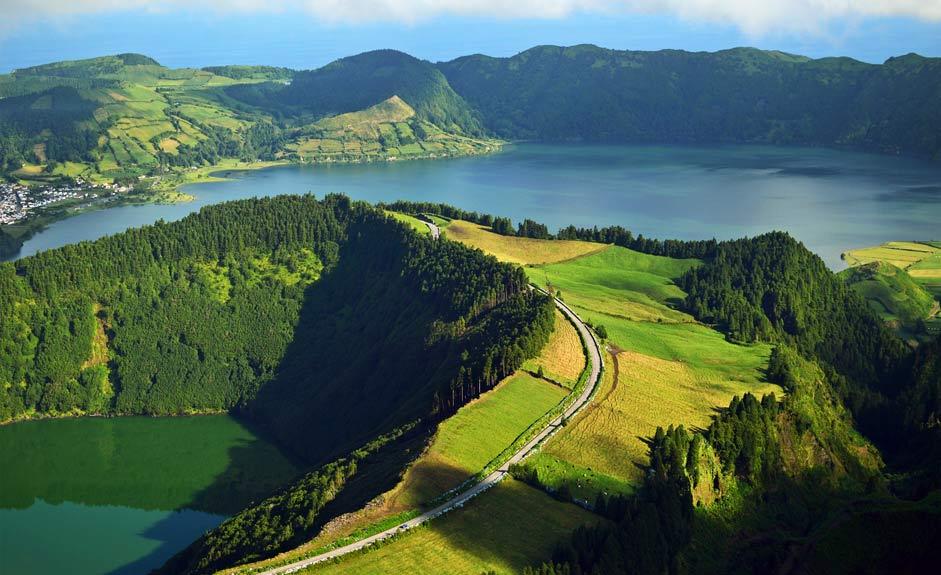 Lagoa do Canario - Azorit