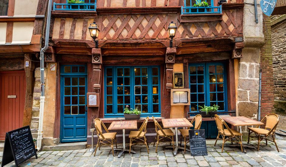 Ravintola Rennesissä