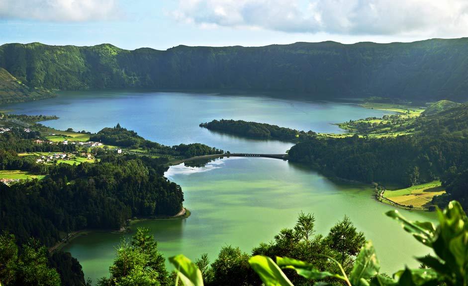 Sete Cidades Vista do Rei - Azorit