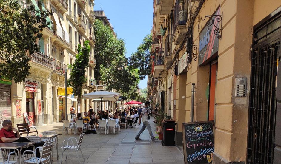 Calle Blai - Barcelona