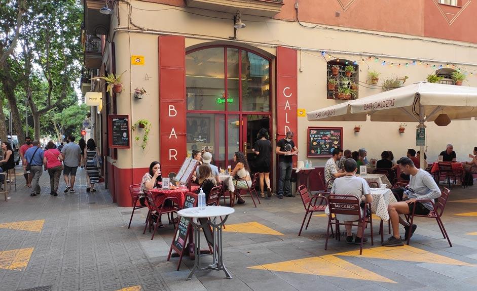 Bar Calders – Barcelona ravintolat