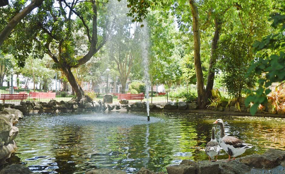 Jardim Público, Évora