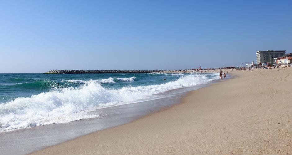Espinho hiekkaranta