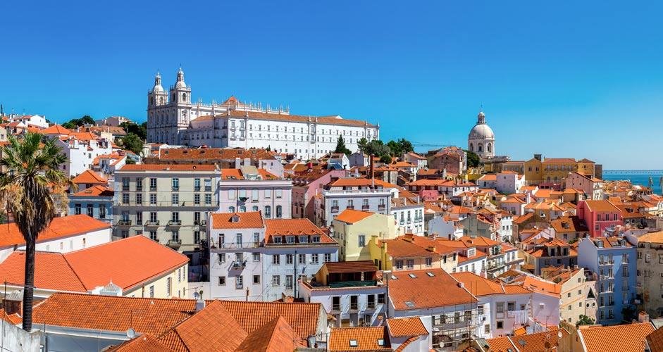 Alfaman kaupunginosa, Lissabon