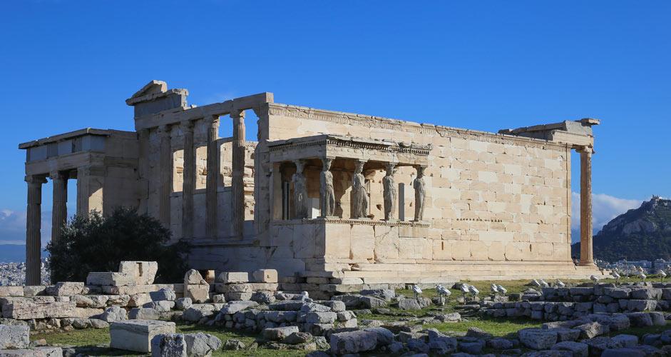 Akropolis, Ateena