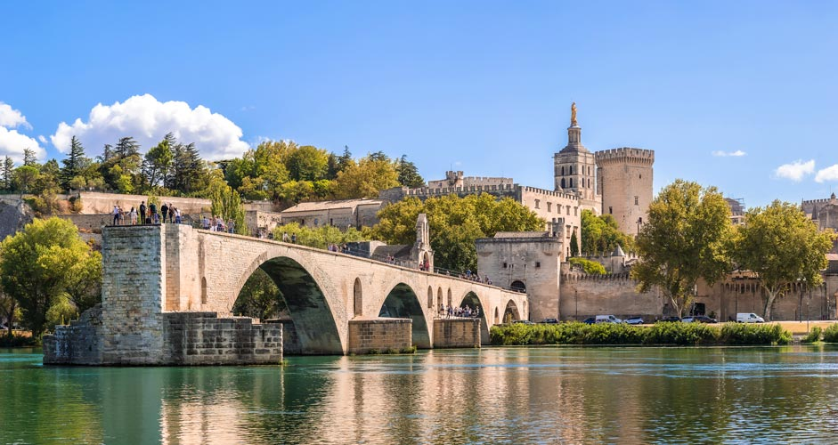 Avignon silta