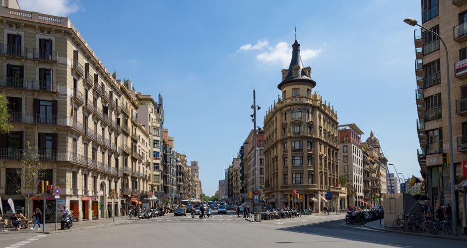 Barcelona kaupunginosat - Sant Antoni