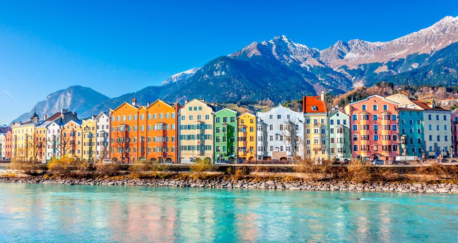 Innsbruck Itävalta