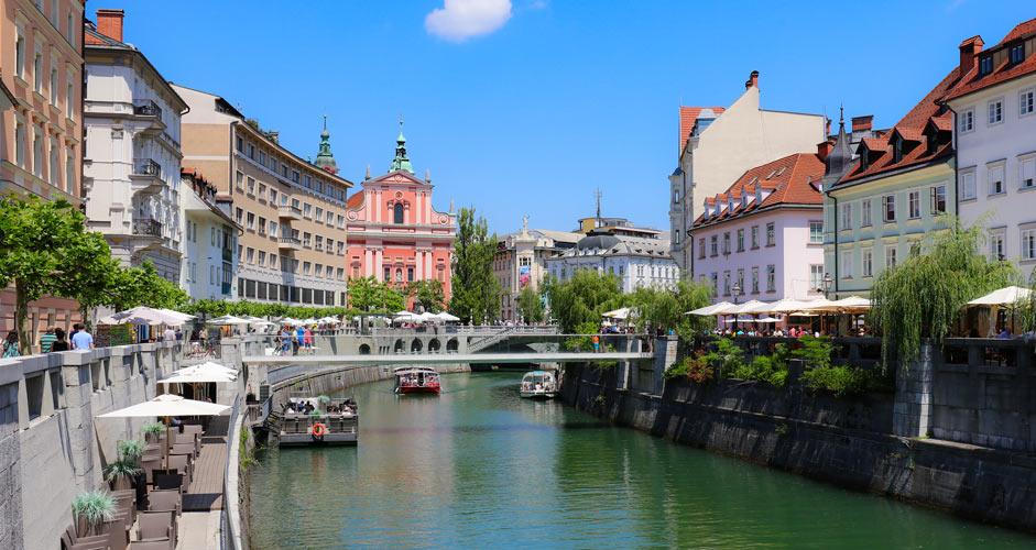 Ljubljana jokimaisema