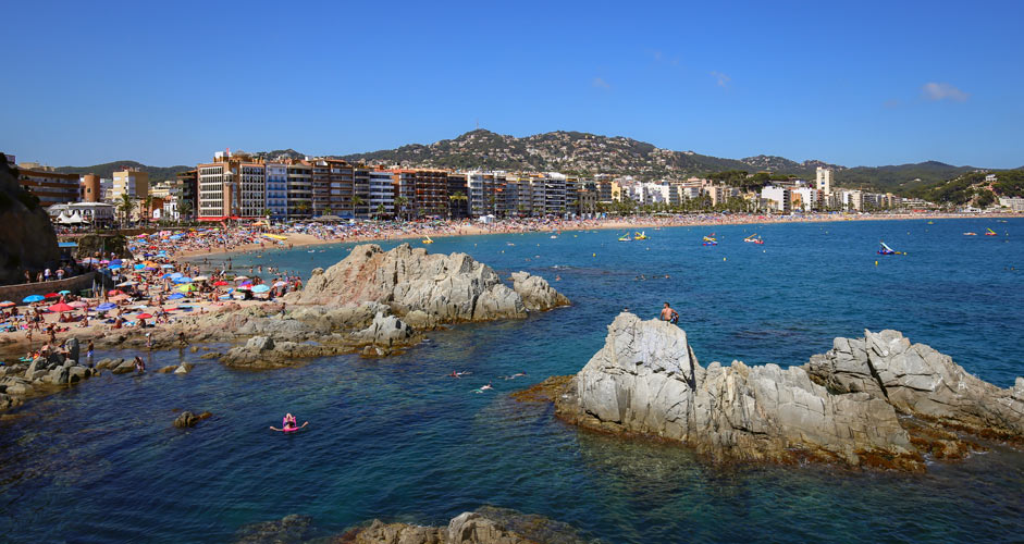 Lloret de Mar, Espanja