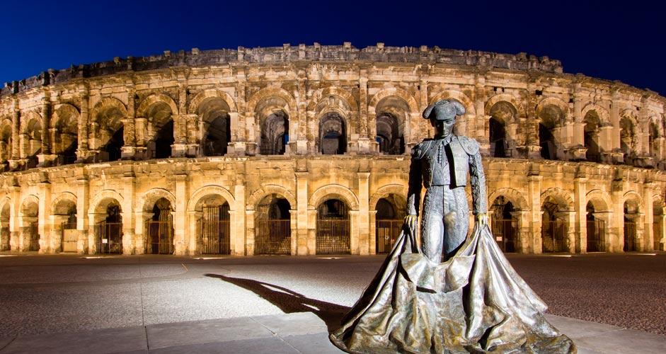 Nimes amfiteatteri