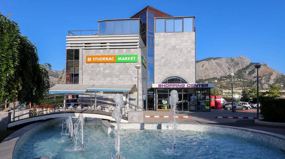 Studenac-ostoskeskus